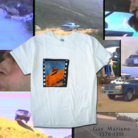 DEAR, EARLY BLIND AND VIDEO DAYS COLLECTION CAR FILM STIL TEE