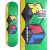 REAL CITY BLOCK DECK (8.25 x 32inch)