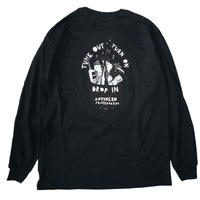 ANTI HERO TUNE OUT POCKET L/S TEE