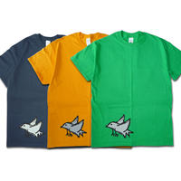 DEAR,  FOUNDATION BIRD TEE