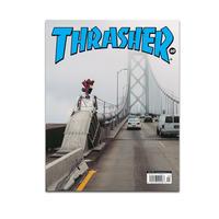 THRASHER MAGAZINE 2021 SEPTEMBER ISSUE #494