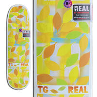 REAL TOMMY GUERRERO ACRYLICS DECK (8.5 x 31.75inch)