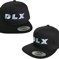 DLXSF DLX LOGO SNAPBACK CAP
