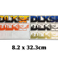 DLXSF  SKYLINE STICKER