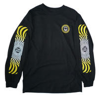 SPITFIRE CLASSIC SWIRL FADE SLEEVE L/S TEE