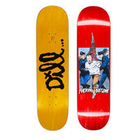 FUCKING AWESOME JASON DILL ARRESTED DILL DECK  (8.18 x 31.73inch)
