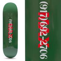 CALL ME 917 MAX PALMER DIALTONE DECK  (8.38 x 32.5inch)