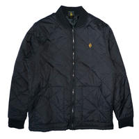 KROOKED DIAMOND K QUILTED NYLON JACKET
