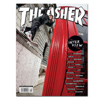 THRASHER MAGAZINE 2020 FEBRUARY ISSUE #475
