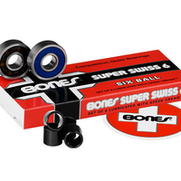 BONES  BEARINGS  SWISS 6 BALL