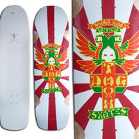 DOGTOWN SHOGO KUBO POOL SERIES DECK  (8.75 x 32.875inch)