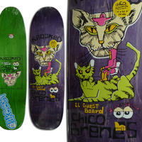 KROOKED CHICO BRENES GUEST LIMITED DECK (9 x 32.3inch)
