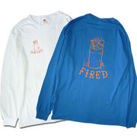 OURLIFE FIRED L/S TEE