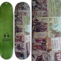 SALE! セール! THE DRIVEN JAIL BREAK DECK (8.6 x 32.5inch)