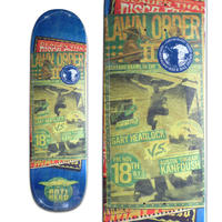 ANTI HERO AUSTIN KANFOUSH FRIDAY NIGHT FRACAS DECK (8.55 x 31.62inch)