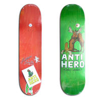 ANTI HERO JOHN CARDIEL FOR LOVERS ONLY PT.2 DECK  (8.25 x 32inch)