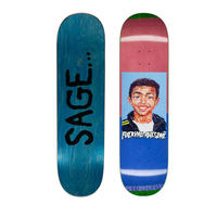 FUCKING AWESOME SAGE ELSESSER FELT CLASS PHOTO DECK (8.25 x 31.79inch)
