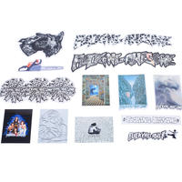 FUCKING AWESOME ASSORTED STICKER PACK 2021 SUMMER