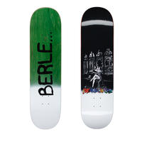 FUCKING AWESOME ELIJAH BERLE NO PRIESTS DECK (8.25 x 31.79inch)