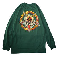 SPITFIRE TOUCH OF SATAN L/S TEE