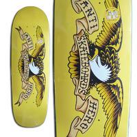 ANTI HERO SHAPED EAGLE BEACH BUM DECK (9.55 x 30.44inch)
