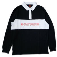 SPITFIRE GEARY L/S RUGBY SHIRT