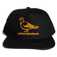 ANTI HERO BASIC PIGEON EMBROIDERED SNAPBACK CAP