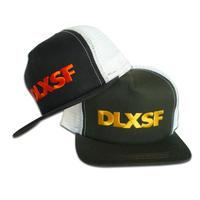 DLXSF LOGO EMBROIDERY MESH CAP