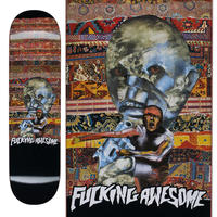 FUCKING AWESOME LOUIE LOPEZ RUG DECK (8.18 x 31.73inch)