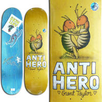 ANTI HERO GRANT TAYLOR FOR LOVERS ONLY PT.2 DECK (8.12 x 31.38inch)