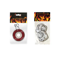SPITFIRE  CLASSIC WHEEL & LOWDOWN DICE AIR FRESHENER