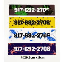 CALL ME 917 PEST SERIES  STICKERS
