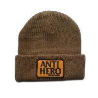 ANTI HERO RESERVE PATCH CUFF BEANIE