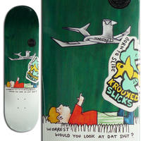 KROOKED BOBBY WORREST WOULD YOU DECK (8.3 x 31.9inch)