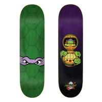 SANTA CRUZ x TEENAGE MUTANT NINJA TURTLES DONATELLO DECK (8.125 x 31.7inch)