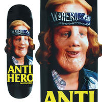 ANTI HERO WORLD TRAVELER DECK   (8.5 x 32.2inch)