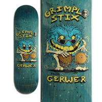 ANTI HERO GRIMPLE STIX FRANK GERWER FAMILY BAND DECK (8.38 x 32.25inch)