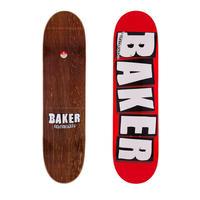 SALE! セール! BAKER BRAND LOGO DECK  (7.5 x 31.25inch)