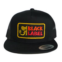 BLACK LABEL ELEPHANT SECTOR MESH CAP