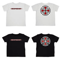 INDEPENDENT BAR / CROSS KIDS TEE