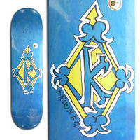 KROOKED REGAL DECK  (8.06 x 31.8inch)