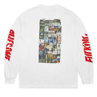 FUCKING AWESOME COLLAGE L/S TEE