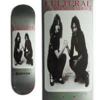 THE DRIVEN HOMEGIRL DECK (8.125 x 31inch)
