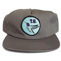TRANSPORTATION UNIT BIRD STRAPBACK CAP