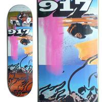 CALL ME 917 ART SCHOOL SKULL DECK  (8.38 x 32inch)
