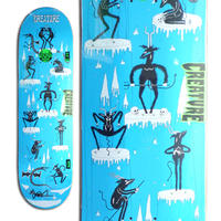 CREATURE x JAY HOWELL FREE FOR ALL MD DECK (8.5 x 31.25inch)