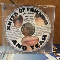 SKITS OF FRIENDS AND YEAH DVD