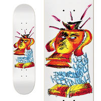 KROOKED BRAD CROMER INKWELL DECK (8.06 x 31.91inch)