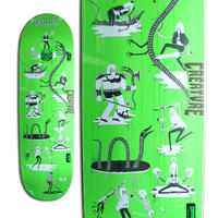 CREATURE x JAY HOWELL FREE FOR ALL XL DECK (9.25 x 31.95inch)