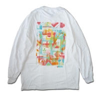 REAL TOMMY GUERERRO ACRYLICS L/S TEE